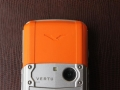 Vertu Ayxta X Orange Rubber