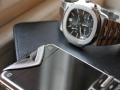 Patek Philippe 5712 and Vertu Constellation Quest