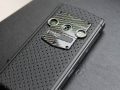 Vertu Perforated Leather Neon Touch
